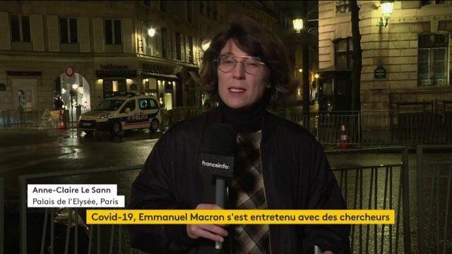 Covid-19 : Emmanuel Macron prend les choses en main
