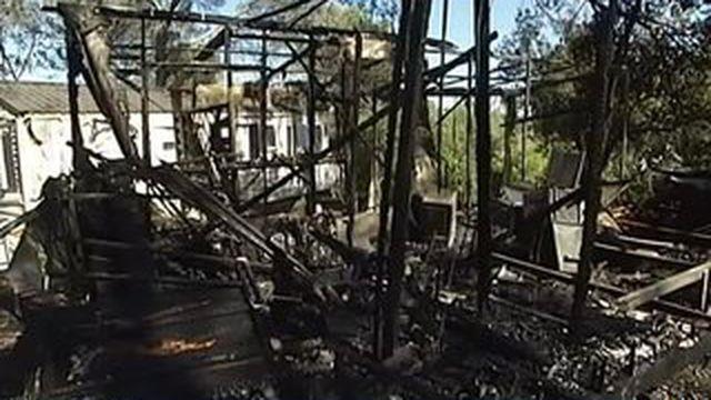 Incendie dans le Var : les vacanciers retournent au camping