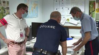 Guyane : des saisies records de cocaïne (FRANCE 2)