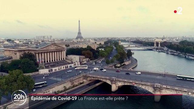 Covid-19 : la France est-elle prête ?