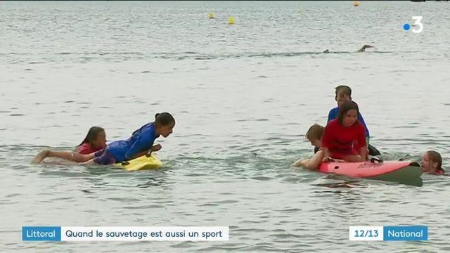 Ille-et-Vilaine : des stages pour apprendre les rudiments du sauvetage en mer