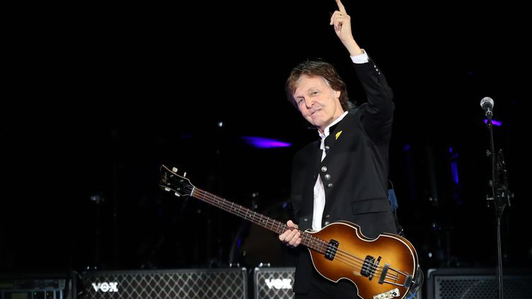 "Paul McCartney sort ce vendredi son 17e album, ""Egypt Station"". (RICHARD WAINWRIGHT / AAP)"