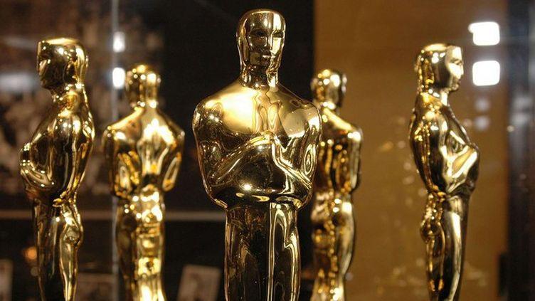 Les statuette des Oscars  (Ken McCoy / WENN/meet_the_oscars_210208.mee)