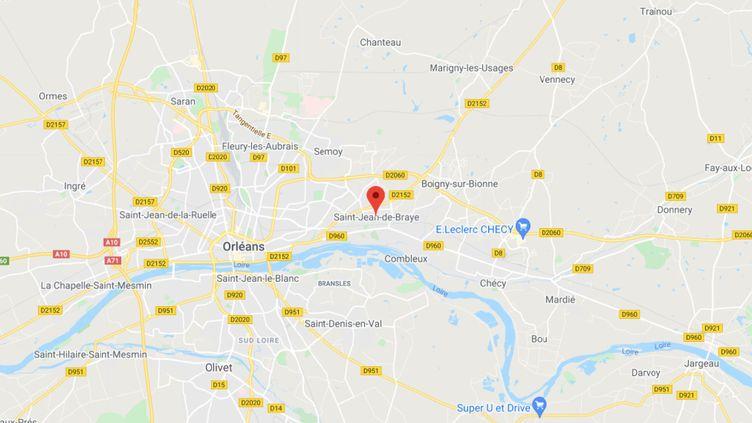 Saint-Jean-de-Braye (Loiret). (GOOGLE MAPS)