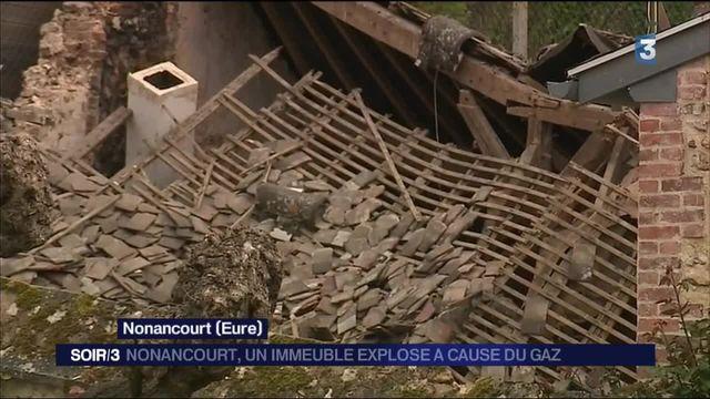 Eure : un mort et cinq blessés dans une explosion