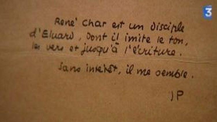 Gallimard, 100 ans d'aventure littéraire à la BNF  (Culturebox)