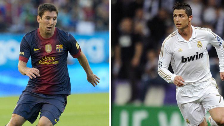 Messi a grillé la priorité à Ronaldo au classement des meilleurs buteurs européens de l'histoire (PIERRE-PHILIPPE MARCOU / FILES)