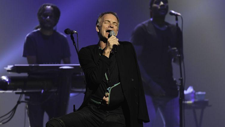 Sting en concert à Hollywood, Floride, le 9 novembre 2019 (RON ELKMAN/USA TODAY NETWORK/SIP/SIPA / SIPA USA)