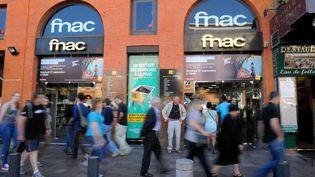 Le PDG de la Fnac souhaite ouvrir certains magasins le dimanche. C'est ce qu'il a fait savoir le 30 octobre 2013. ( MAXPPP)