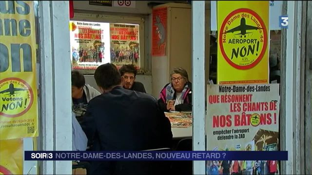 Notre-Dame-des-Landes : nouvelle suspension du projet ?
