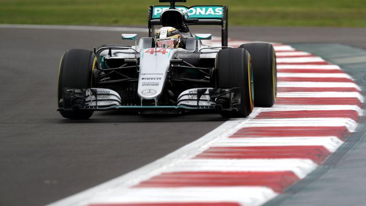 Lewis Hamilton (LARS BARON / GETTY IMAGES NORTH AMERICA)