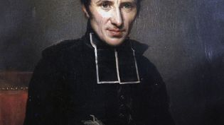 Portrait de Hugues-Félicité-Robert de Lamennais (1826) parAry Scheffer. (ANN RONAN PICTURE LIBRARY)