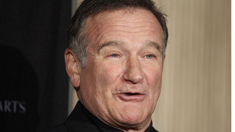 (L'acteur Robin Williams, ici en novembre 2011, se serait suicidé selon la police californienne. © REUTERS/Fred Prouser)