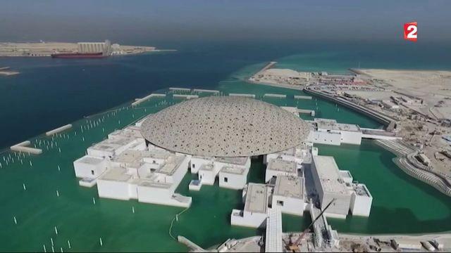 Abu Dhabi : le Louvre du désert