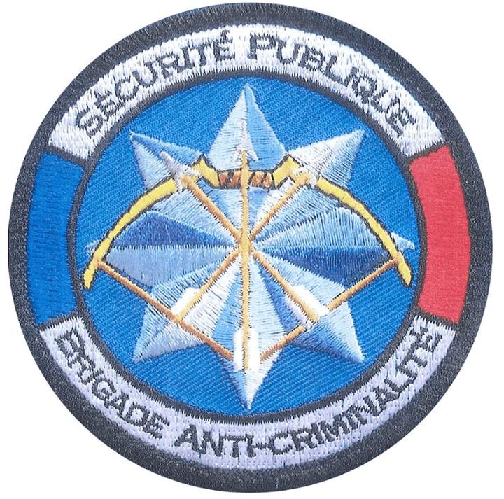Le logo de la brigade anti-criminalité créé en juin 2016. (UNITE SGP POLICE FO / FACEBOOK)