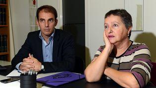 La psychiatre Danièle Canarelli, le 24 octobre 2012. (MAXPPP)