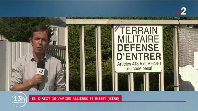 Mort de Maxime Blasco : l'émotion à Varces, son camp d'entraînement