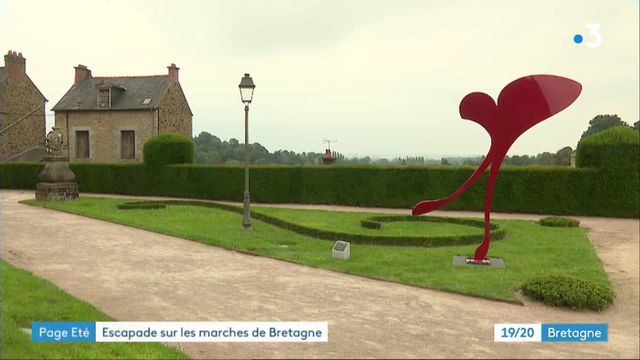 Exposition sculptures Fougères