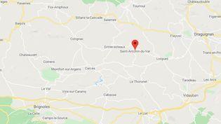 Saint-Antonin-du-Var (Var). (FRANCEINFO / RADIO FRANCE)