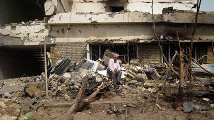 Les attentats ont repris contre les maisons de chrétiens (AFP - KHALIL AL-MURSHIDI)