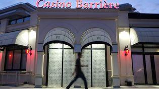 Le casino du groupe Barrière à La Baule (Loire-Atlantique). (JEAN-SEBASTIEN EVRARD / AFP)