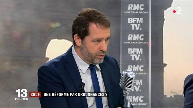 SNCF : vers une réforme par ordonnances ?