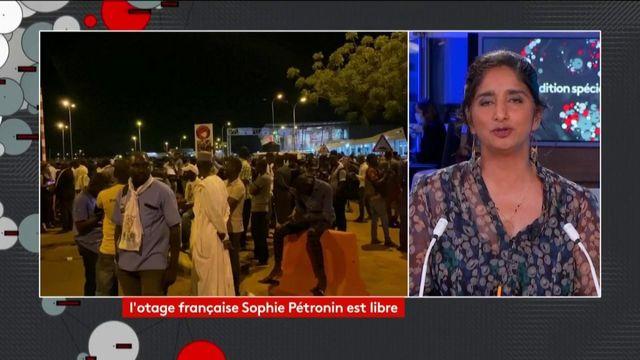 Libération de Sophie Pétronin : son arrivée à Bamako