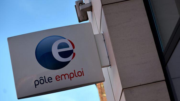 Une agence Pôle emploi à Saint-Etienne (Loire), le 6 février 2020. (MAXPPP)