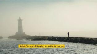 À Saint-Pierre-et-Miquelon, le manque de main d'œuvre bloque l'activité de la pêche. Pour la première fois, un CAP forme les jeunes de l'archipel aux métiers de la mer. (FRANCEINFO)