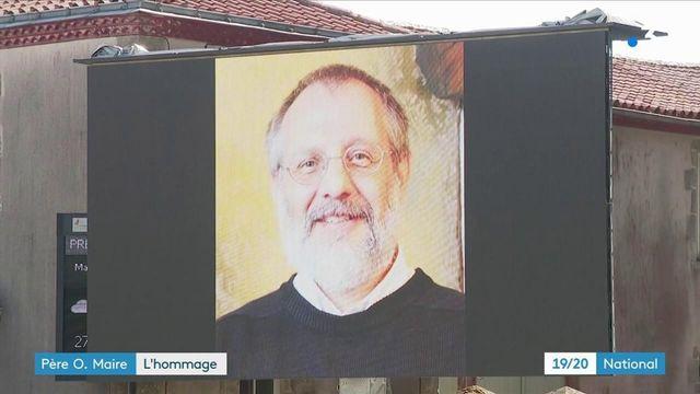 Vendée : un dernier hommage rendu au père Olivier Maire à Saint-Laurent-sur-Sèvre