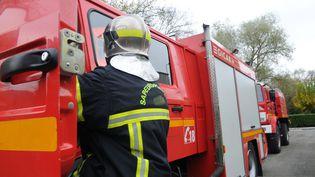 Arrivés sur place les pompiers ont immédiatement reconnu le décès de cette femme d'une quarantaine d'année. (MAXPPP)