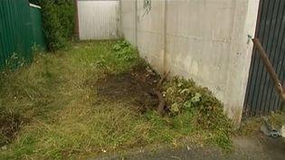 Quatre enfants de neuf à onze ans ont été grièvement brûlés, le 30 juillet 2012,à Tourcoing (Nord) (FTVI / FRANCE NORD-PAS-DE-CALAIS)