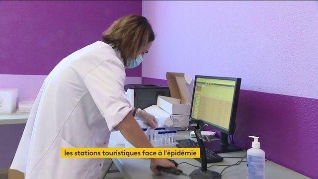 Covid-19 : dans les zones touristiques, la vaccination et les tests comme armes face au virus