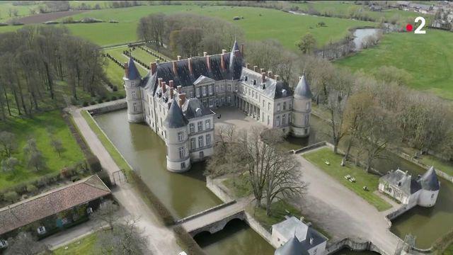 Patrimoine : l'Etat au secours du château d'Haroué en Meurthe-et-Moselle