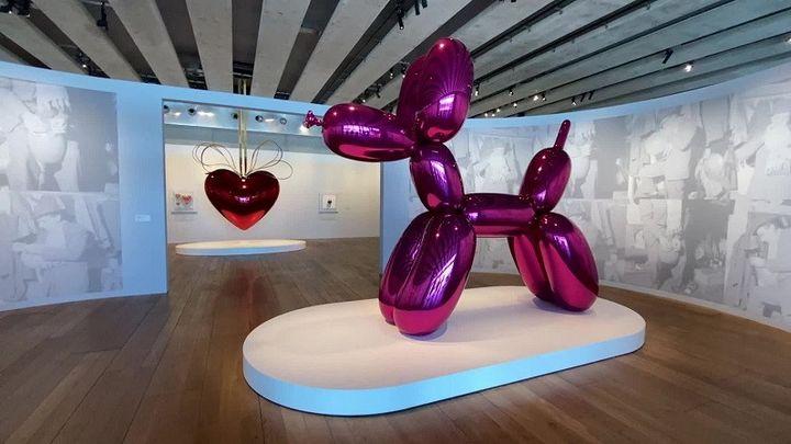 Exposition Jeff Koons 2021 (MUCEM)