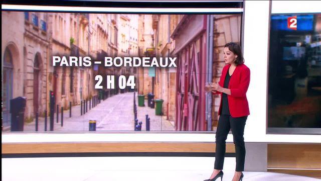 TGV : la Bretagne et Bordeaux se rapprochent de Paris