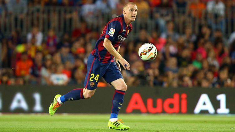 Jérémy Mathieu (FC Barcelone) (MANUEL BLONDEAU / AOP PRESS)