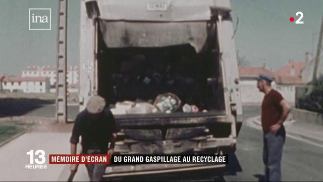 Mémoire d'écran : comment la France est passée du grand gaspillage au recyclage