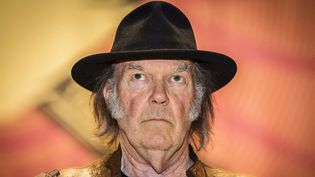 Neil Young à Toronto en 2014.  (Mark Blinch/AP/SIPA)