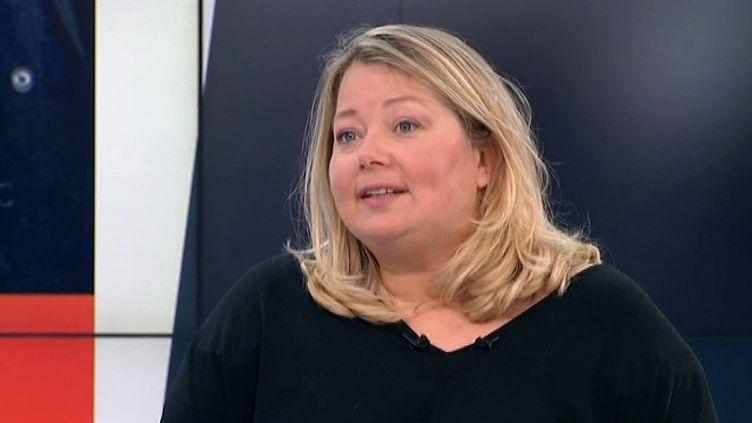 Léna Lutaud invitée du Soir3  (France 3 / Culturebox)