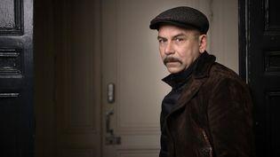L'acteur Philippe Torreton, le 11 mars 2014. (MARTIN BUREAU / AFP)