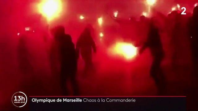 Violences : le chaos au centre d'entraînement de l'Olympique de Marseille