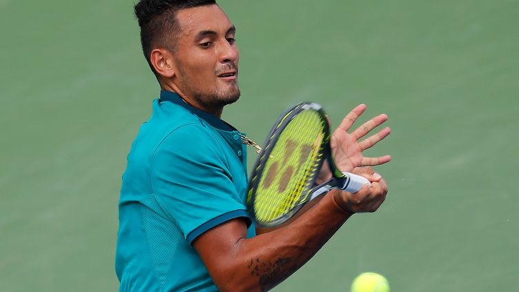 Nick Kyrgios (KEVIN C. COX / GETTY IMAGES NORTH AMERICA)