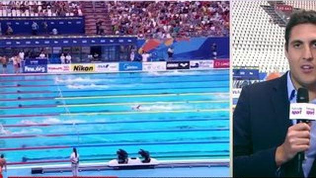 Mondiaux de natation : dernier jour pour les médailles