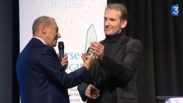 Rencontre avec le romancier et réalisateur Philippe Pollet-Villard  (Culturebox)