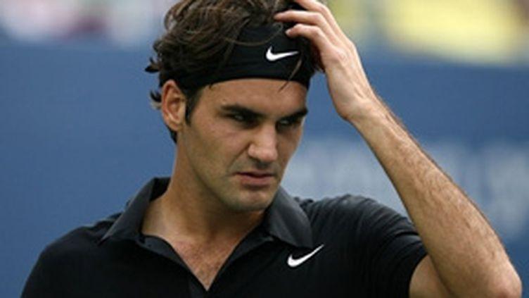 Roger Federer est à l'initiative d'un tournoi d'exhibition à Melbourne en faveur d'Haïti (AFP / Getty)