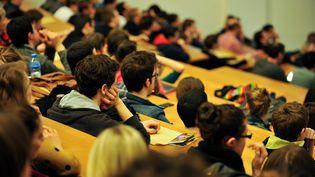 Etudiants à l'université de Franche-Comté. (MAXPPP)