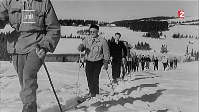 Sports d'hiver : la carte postale a bien changé