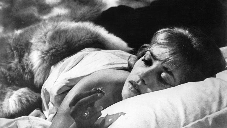 "Jeanne Moreau dans le film ""Eva"", de Joseph Losey (1962).  (  / PICTURE ALLIANCE)"