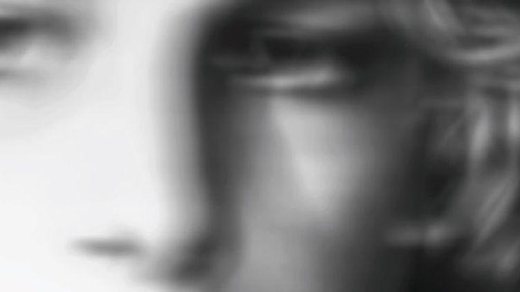 """Troubles"", Claudine Desmarteau, couverture  (Maio Tursi/Archivo Storico Del Cinema/AFE, Roma /Albin Michel Jeunesse)"